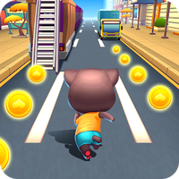 Cat Runner-Online Rush APK Simgesi