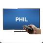 Télécommande pour TV Philips 4.3.1