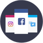 FlySo - Social Networks v1.8.1 APK