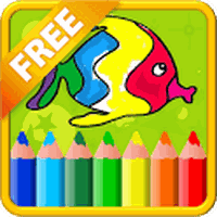 Learn Coloring - Kids Paint apk icon