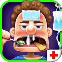 Little Flu Doctor - kids games APK アイコン