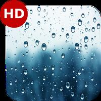 Ikon Suara hujan