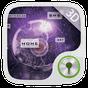 3D Bliss space GO Locker Theme 1.0 APK