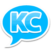 Ícone do KeeChat Messenger Chats grátis