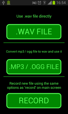 Ghost Box E1 Espíritu EVP free 1 0 2 Android - Descargar gratis
