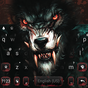 Scary Wolf Keyboard Theme 1.0