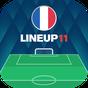 ラインアップ11 - サッカーフォーメーション 1.1.1