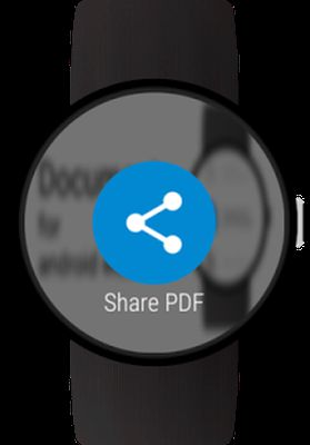 Image 4 of Documents for Android Wear