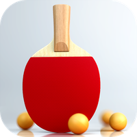 Virtual Table Tennis Simgesi