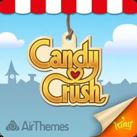 Icône apk Candy Crush Android Theme