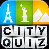 Icono de City Quiz - 4 fotos, 1 ciudad