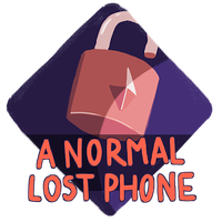 Ikona A Normal Lost Phone