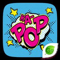 POP STYLE GO Keyboard Theme Simgesi