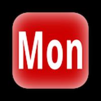 Ícone do Segunda-feira calendário ano