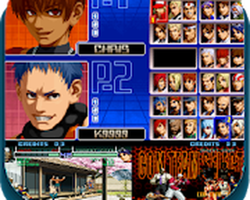 BAIXAR BAIXAKI XIII PARA THE OF KING FIGHTERS PC