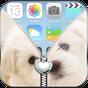 Love Puppy Zipper Lock Screen 1.1
