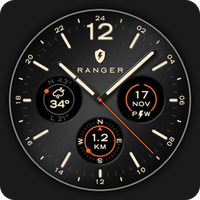 Ranger Military Watch Face Simgesi