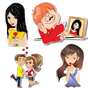 Love Stickers - Chat Stickers 1.4