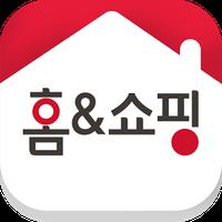 홈앤쇼핑 –오직 앱에서만!  10%할인 + 10%적립 아이콘