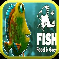 Ícone do apk Alimente e cresça um peixe