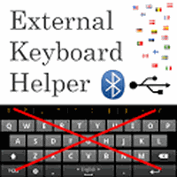 Ícone do External Keyboard Helper Pro