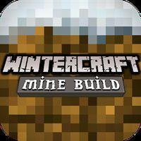 Ícone do apk Winter Craft 3: Mine Build