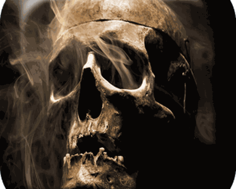 skeleton live wallpaper android free