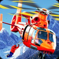 Helicopter Hill Rescue 2016 icon