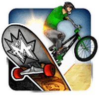 MegaRamp Skate & BMX FREE icon