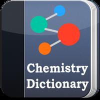 Icône de Dictionnaire de Chimie Offline