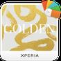 XPERIA™ Golden Theme  APK