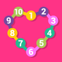 Connect the dots learn numbers game 1.0.5