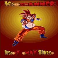 Dragon Ball Z Ki Scanner apk icono