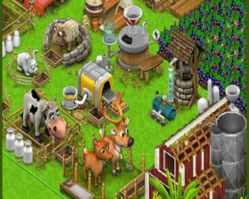 Kostenlose Bauernhof Spiele