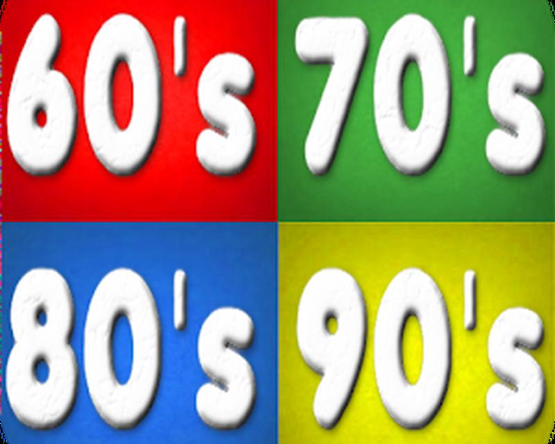 60s 70s 80s 90s 00s Music hits Retro Radios Android - Free