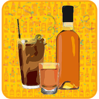 Game of Shots (Juegos para beber) Simgesi