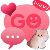 GO SMS Pro Kitty Theme apk icon