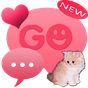 GO SMS Pro Kitty Theme 2.0 APK