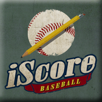 Icône de iScore Baseball/Softball