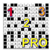 Fill-it ins number puzzles PRO icon