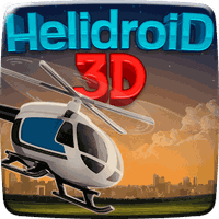 Helidroid 3D : Helikopter RC Simgesi