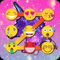 Pony Lock Screen Little UNICORN Emoji apk icon