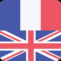 Icône de Anglais Français Dictionnaire & Traducteur