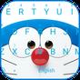 Blue Robot Cat Theme&Emoji Keyboard 2.9 APK