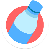 Icono de Bottle Flip
