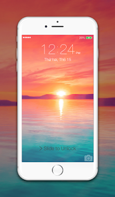 Download Lock Screen IOS 9 - iPhone 7 4 2 free APK Android