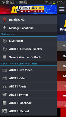 Download ABC11 First Alert Doppler XP 3 2 23 free APK Android