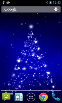 Sfondi Natalizi Gratis Animati.Natale Sfondi Animati 1 2 8 Download Gratis Android