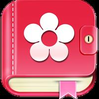 Ícone do Calendário Menstrual