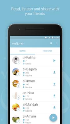 myQuran - Quran with Tafsir Android - Free Download myQuran